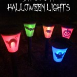 Easy DIY Solar Halloween Lights - thelinkssite.com