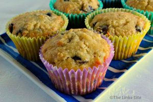 Cake Mix Breakfast Muffins