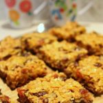 I know that I'll be making these Florentine Squares again – they're so easy to make! thelinkssite.com